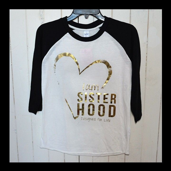 Celebrate Baseball Tee from Designed Sisterhood Boutique for $30.00 on  Square Market