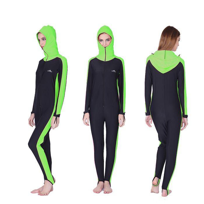 Sbart мягкие уф один купальник защиты от солнца одеждой медузы одежда погружной подводное плавание дайвинг костюм rushguards