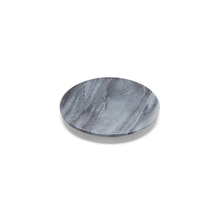 Marble Basics BABY NOIR FLARED DISH