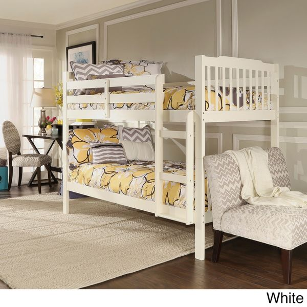 IQ KIDS Simone Twin and Twin Bunk Beds