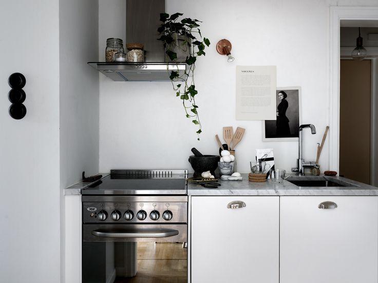 Perfect small kitchen