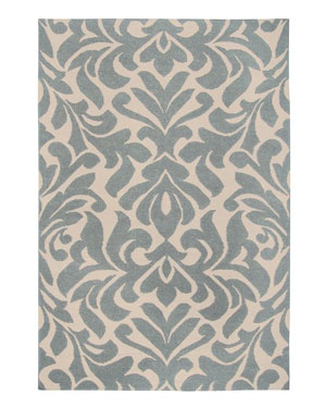 Candice Olson For Surya Market Place Rug Chocolate Blue X Modern Rugs Zfurniture