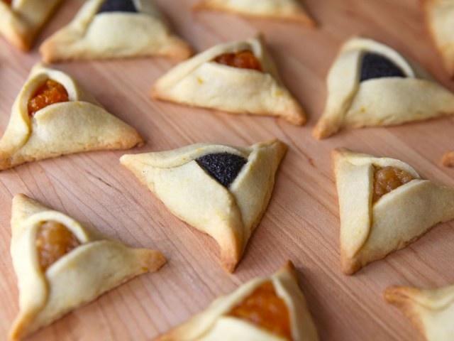 Buttery Hamantaschen | Recipe
