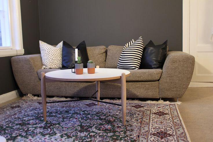 FINN – Flott sofa fra Living (Engell, Dansk Design)