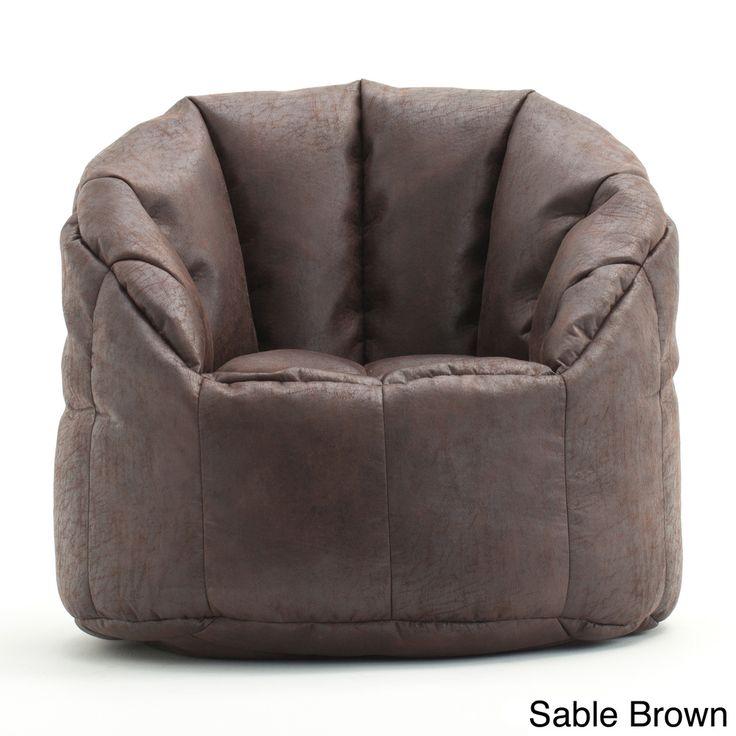 best 25 leather bean bag chair ideas on pinterest leather bean bag rustic bean bag chairs. Black Bedroom Furniture Sets. Home Design Ideas