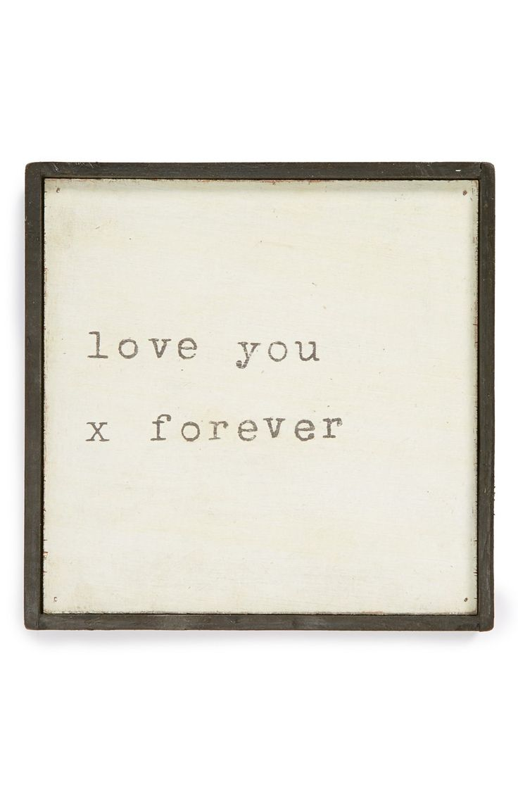 love you x forever