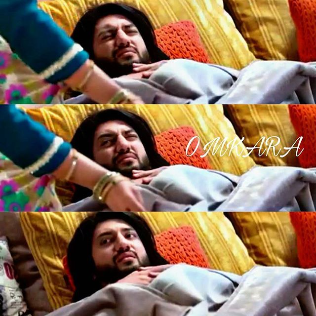 Omg he is so cuteeeeee Luk at Om face when he got caught  Bhai k liye kya kya karna padhta hai Love for brother❤ #omkarasinghoberoi #omkara #kunaljaisingh #kunal @kunaljaisingh #ishqbaaz #ishqbaaz❤❤ #ishqbaaaz #ishqbaaaz❤❤ @kunaljaisingh