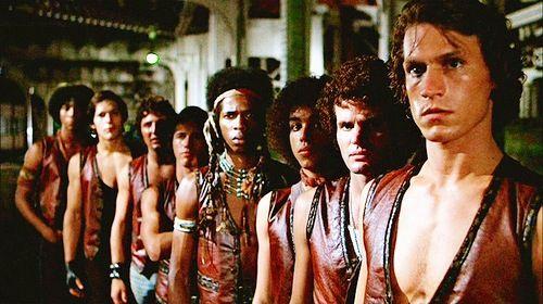 The Warriors, Snow, Ajax, Vermin, Cowboy, Cochise ...