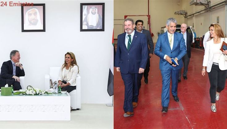 Princess Haya launches special fund with the World Food Programme