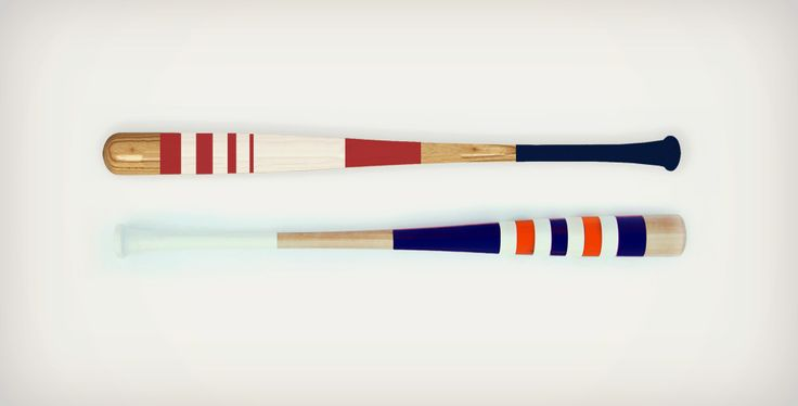 Hand crafted Baseball Bats by Mitchell Bat Co. | Cool Material