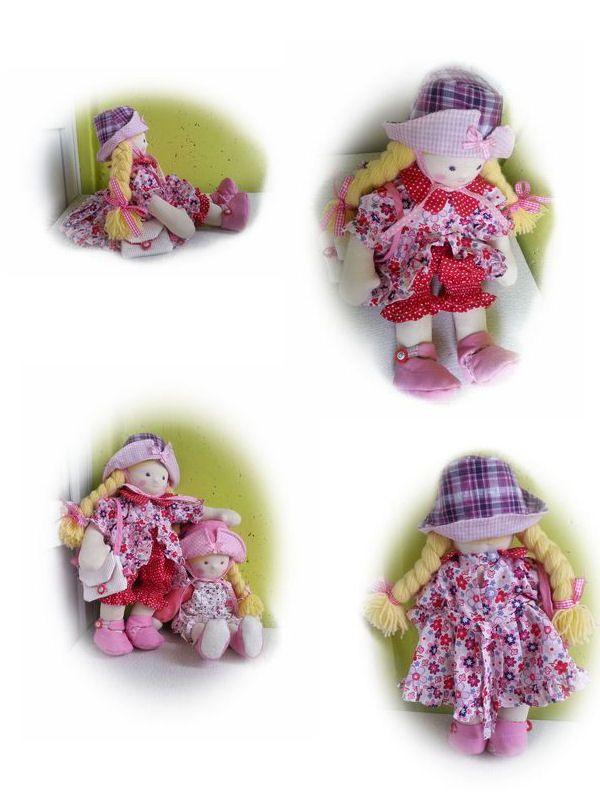 walldorf inspired doll