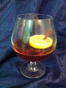 Charles Dickens Very Own Christmas Punch (plus how to serve it flaming ...