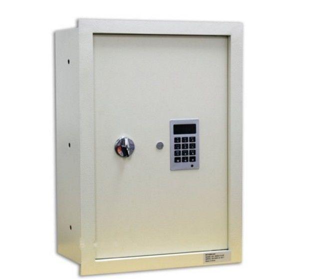 Electronic Wall Safe Gun Box Home Security Digital Lock Fire Resistant Storage #BUYaSafe