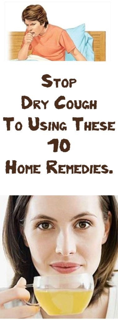 Stop Dry Cough To Using These 10 Home Remedies. -
