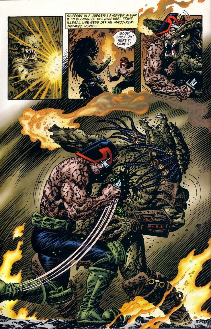 Predator Vs Judge Dredd  Idoc  Read Predator Vs Judge Dredd Ebooks