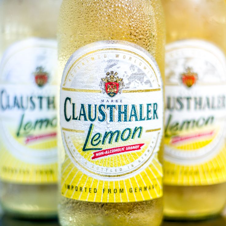 Clausthaler Limón es una fuente ideal de hidratación sin culpa, ya que posee un bajo contenido calórico