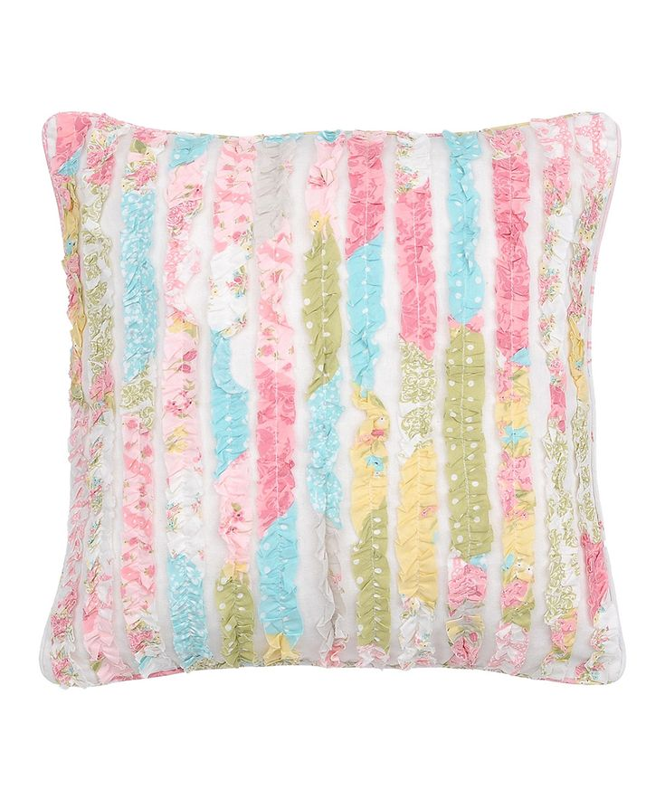 Throw Pillows With Ruffles : 17 Best images about Sugar & Spice & Everything Nice! on Pinterest Kids fashion, Toddler girls ...
