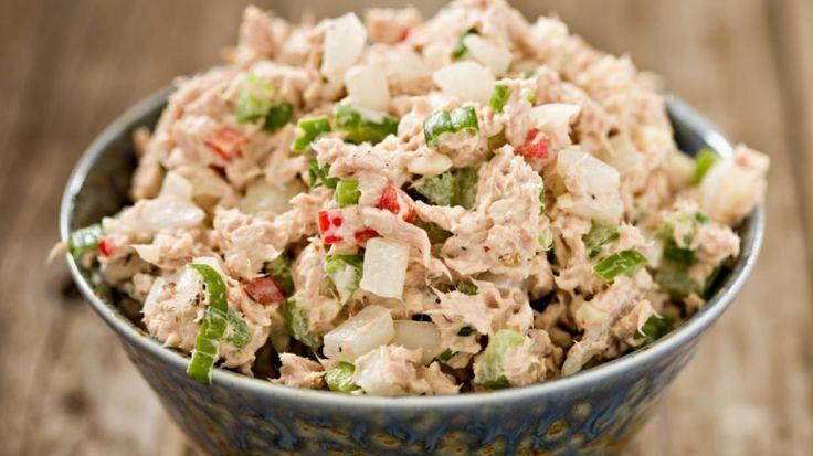 Receptje voor de beste tonijnsla!! A la Piet Huysentruyt