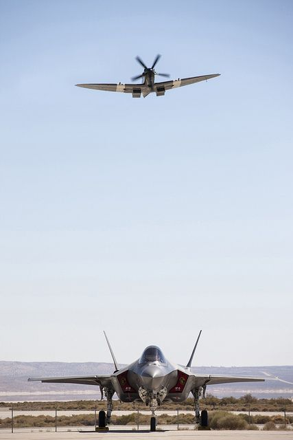 Lightning And Spitfire | Flickr - Photo Sharing!