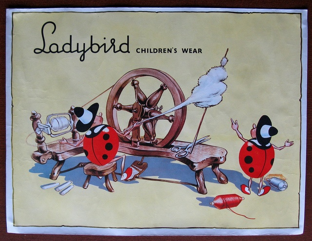I grew up clad in Ladybird childrens clothes - the make is still available via Woolworths - the UK store that the brand had closest association. It started in 1934 with the link between Adolf Pasold & Son and Woolworths - Pasolds being taken over by  I invite everyone who loves SHOPPING for KIDS  www.mikiesmedicalstore.com