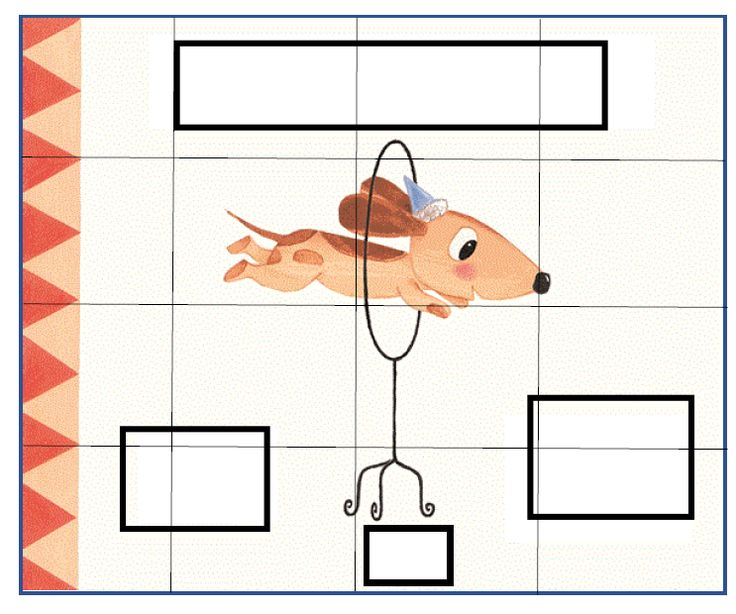 Fiche Puzzle couverture album petit chien