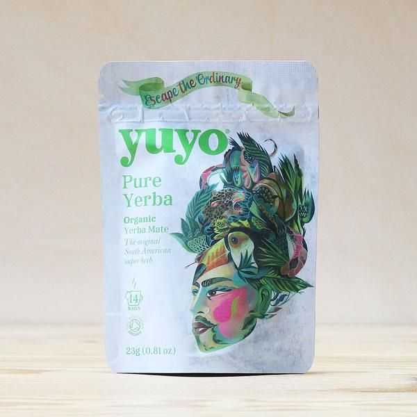 Pure Yerba Maté - Yuyo #tea #thé