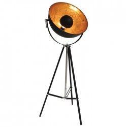 Uit onze nieuwe collectie. De Eclipse vloerlamp maakt uw interieur uniek en stoer.  kijk op www.licht-wonen.nl #industrieel#vloerlamp#wooninspiratie#wonen