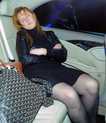 April 10, 2008 --U S ONLY SARAH FERGUSON SHOCKED AWAKE