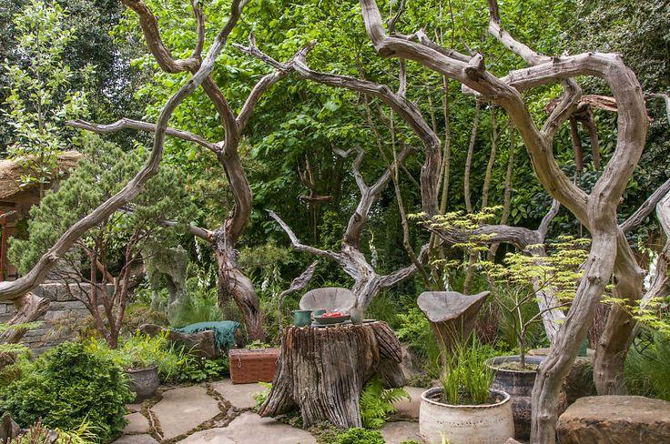 Bli inspirert av små hager på Chelsea Flower Show : Bygg.no - Byggeindustrien