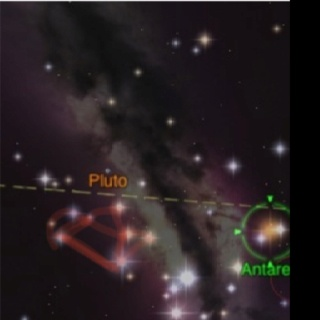 black hole in what constellation - photo #18