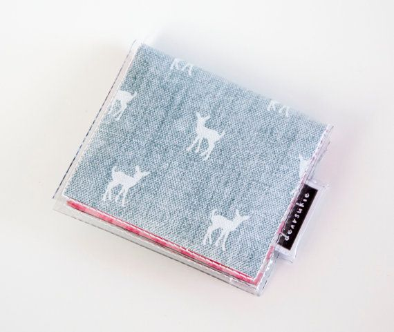 27 best moo mini card holders images on pinterest business card handmade vinyl moo square card holder my dear case vinyl snap wallet paper mini card case moo case square deer wallet gingham colourmoves