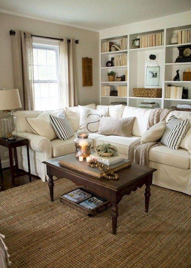 96 Amazing Rustic Apartment Living Room Design Ideas How To Create A Rustic Living Room Decor 6032 Rusticlivingroom Livingroom French Country Living Room #rustic #apartment #living #room