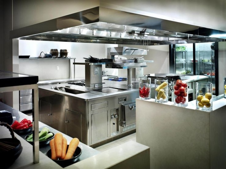 commercial kitchen restaurant restaurant kitchen design kitchen ...