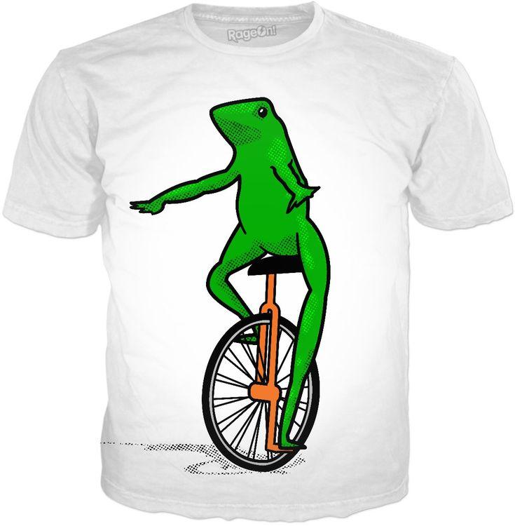 ROTS Dat Boi Frog Unicycle