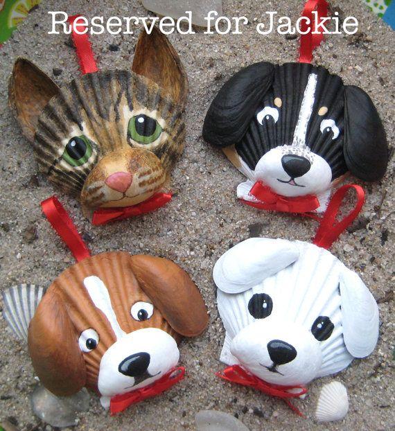 25 best shells ideas on pinterest sea shells seashell for Dog craft ideas