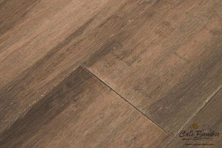Engineered Wood Floors - Napa Fossilized® Wide+ T&G Hybrid™ Bamboo Flooring - Cali Bamboo