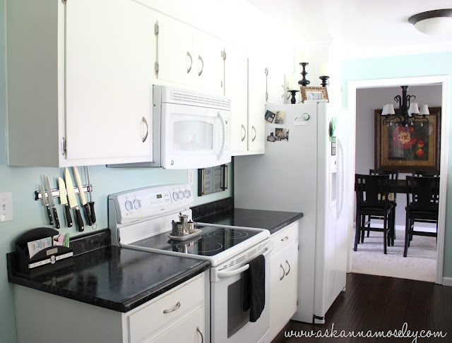 Countertop Redo Paint : ... paint! Crafts Pinterest Kitchen counters, Painting countertops
