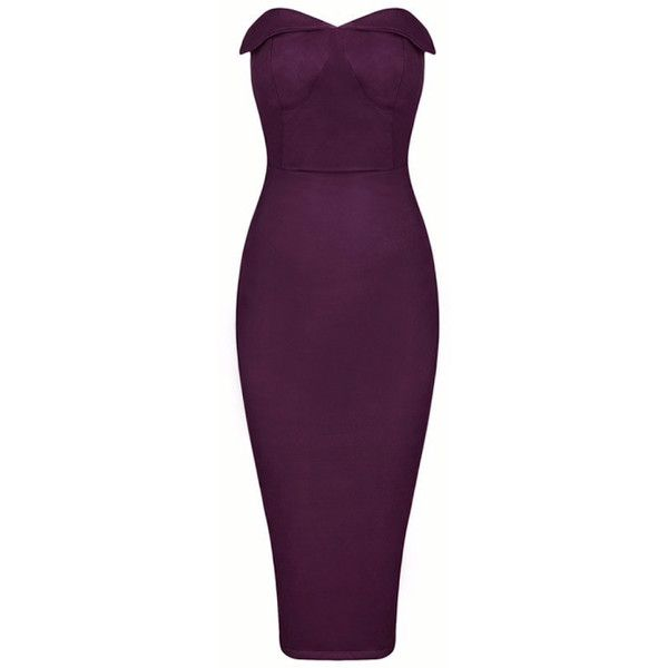 Violet tulip suede Dress found on Polyvore featuring dresses, print maxi dress, summer print dresses, mid calf dresses, summer dresses and purple print dress