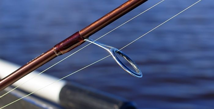 For those new to rod building this article explains the for Custom fishing rod building