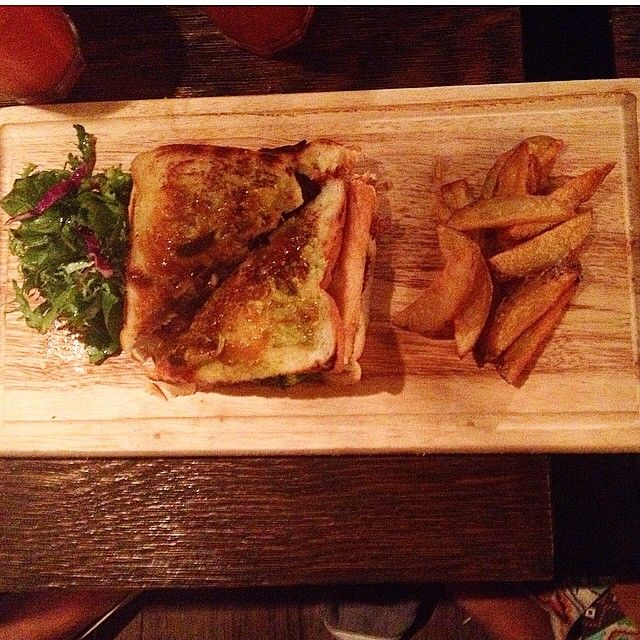 Commune club sandwich #squaready #commune #bistro #jakarta #food #foodism
