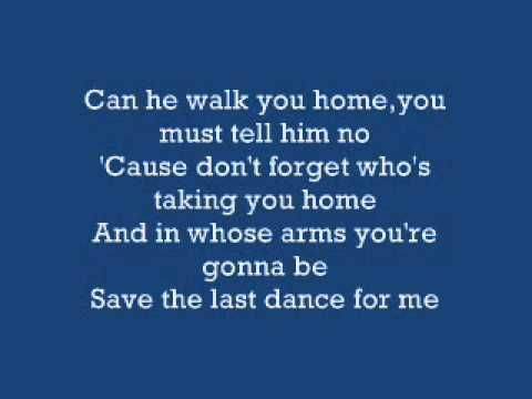 Save The Last Dance For Me - Michael Buble - Lyrics on screen.... Sorry if I keep pinning Michael Bublé songs....There just so Darn awesome!!