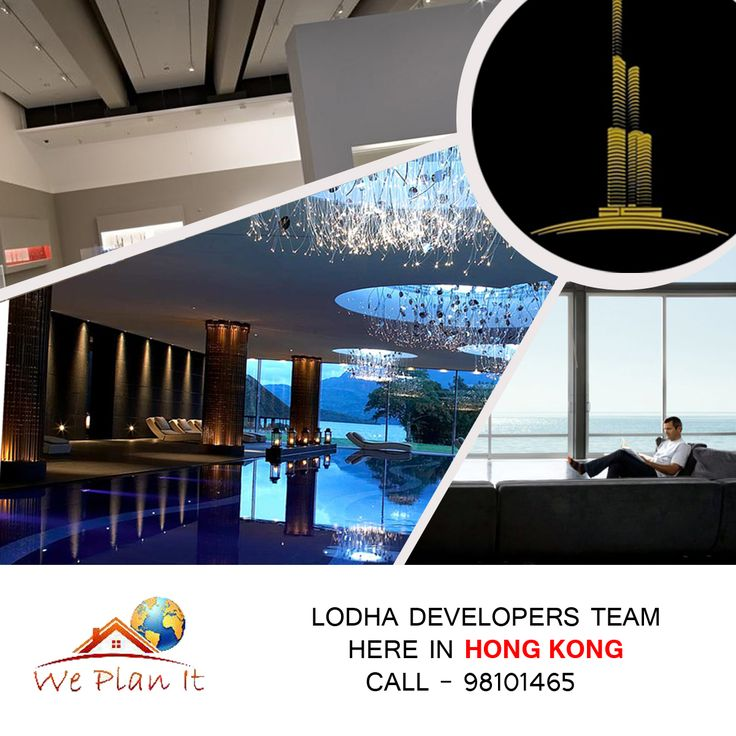"""Your last opportunity to buy into The World Towers at pre-launch prices. Enquiry with We Plan It for more details & offers!   Find the best apartment of """"#TheWorldTowers"""" buy in Hong Kong. Call 98101465 for a Meeting at your #Doorstep Today!  Visit for more projects of #Lodha: https://www.weplanithk.com/lodha-world-towers/"""