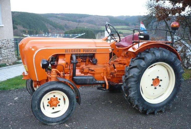 Hilo del Foro sobre tractores antiguos, foto de Mabasa