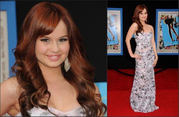 Jessie TV Show Debby Ryan | debby ryan at prom premiere