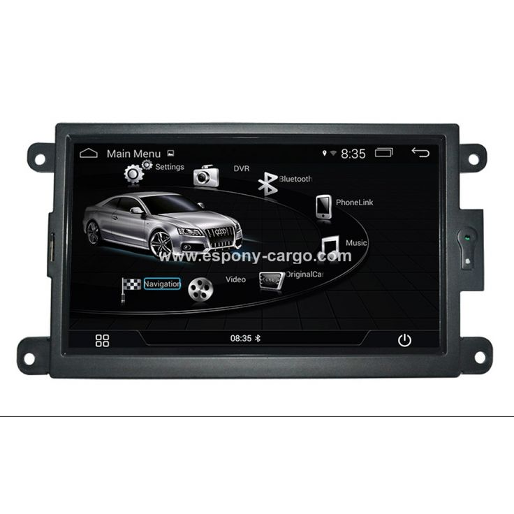 Anti-Glare Android 7.1 for Audi A4 / Q5 / A5 car gps Navigatior carplay