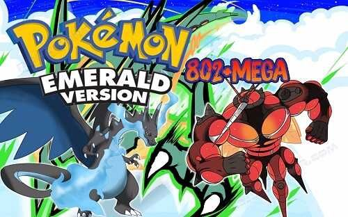http://www.pokemoner.com/2017/11/pokemon-emerald-802mega.html Pokemon Emerald 802Mega Name: Pokemon Emerald 802Mega Remake From: Pokemon Emerald Remake by: 阿痞君 RPG-in. Source: Click here! Description: 此改版正式是大家所熟悉的所謂綠寶石802 3.0版幾經波折終於完成一個形了為了方便以後增加新寵我們決定了新的名字不再是什麼綠寶石802 807 888什麼的 -->> This revision is officially familiar to everyone [the so-called Emerald 802 3.0 version] after many twists and turns and finally completed a shape in order to facilitate the future add new favorite we decided…