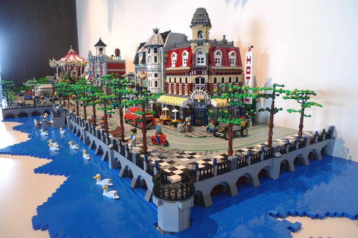 989 besten lego bilder auf pinterest lego zeug lego haus und spielzeug. Black Bedroom Furniture Sets. Home Design Ideas