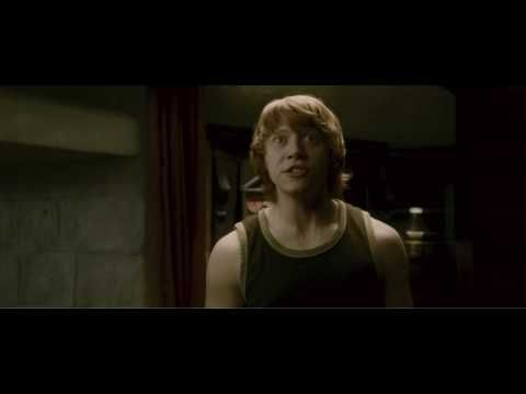 Harry Potter as teen comedy, old but good