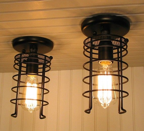 29 best Cool Industrial Lighting Fixtures images on Pinterest