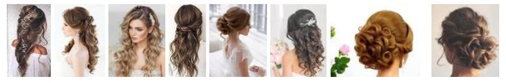 LOVE all these wedding hairstyle ideas!  LOTS of pictures on this page.